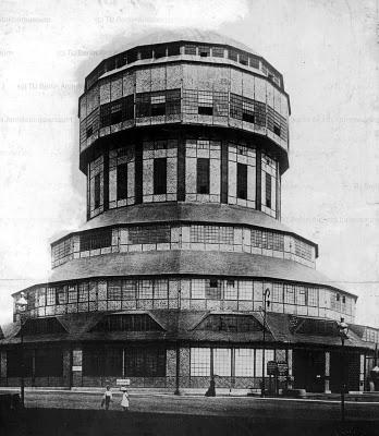 Watertoren van Poelzig