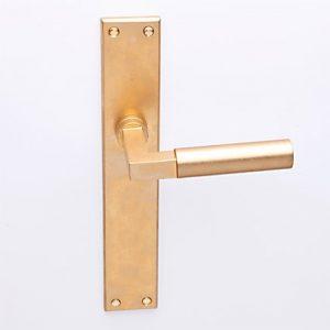 Die Originale Oud messing deurkrukken