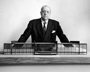 mies van der rohe architect